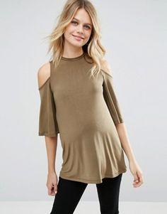 Mode für Schwangere – Oberteile | T-Shirts, Hemden und Damenhemdchen für Schwangere | ASOS
