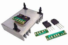 Virtuatec Eletrônica - Eletrônica profissional e hobby: Fixando transistores no dissipador 2