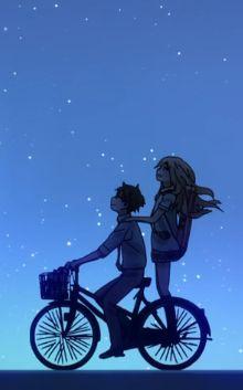 Otaku Anime, Anime Manga, Anime Art, Manga Cute, Cute Anime Pics, Absent Letter, Manga Japan, Miyazono Kaori, Bicycle Tattoo
