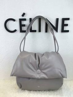 4f016fcdc089 Celine MEDIUM PILLOW SHOULDER BAG IN LIGHT BURGUNDY SUPERSOFT LAMBSKIN bag  178033C1 whatsapp +8615503787453