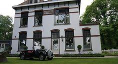 Bed & Breakfast Rijsterbosch, Facade/entrance