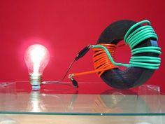 051d14904e2 Gerador de Energia Infinita com Ímã Forte - YouTube Geradores