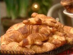 Making Croissants - Martha Stewart Food