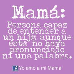 30 Mejores Imágenes De Frases Para Mama Mom Quotes Momma Quotes Y