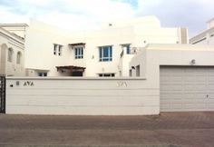 Shatti Al Qurm, Muscat, Oman. New Stylish Contemporary Detached. Modern Bright