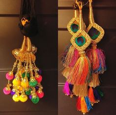 Embroidery Suits Design, Hand Embroidery Designs, Sleeves Designs For Dresses, Sleeve Designs, Rakhi Making, Desi Wedding Decor, Punjabi Dress, Punjabi Suits, Hair Jewelry