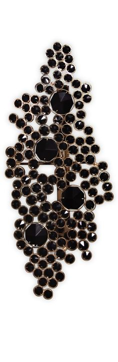 Luxury Designer Jewelry Inspired Black Diamond Cluster Wall Sconce, Wall Light, Beautiful Custom Made Designs. Perfect for High End Hospitality, Commercial, Maritime & Residential Projects. Enjoy Over 3,500 Modern, Contemporary Designer Inspirations, Now On Line, To Enjoy, Pin & Share. Luxury Furniture, Lighting, Mirrors, Home Decor. Unique Decorating Ideas for Interior Architects, Designers, Decorators & Fans. Be Inspired at: InStyle-Decor.com Beverly Hills New York & London