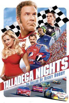 Talladega Nights: The Ballad of Ricky Bobby - world of movies
