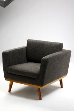 fauteuil 50's red edition