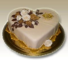 Valentine's day-Heart Shaped Cake