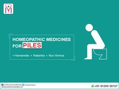 Homeopathic Medicines for Piles