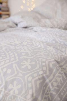 Plum & Bow Agra Stripe Duvet Cover