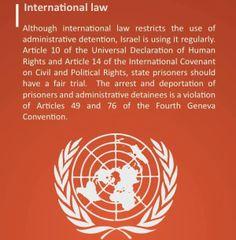 INTERNATIONAL LAW and #Israel&#039