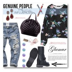 """""""genuine-people 2"""" by angelstar92 ❤ liked on Polyvore featuring Fendi, women's clothing, women, female, woman, misses, juniors and Genuine_People"""