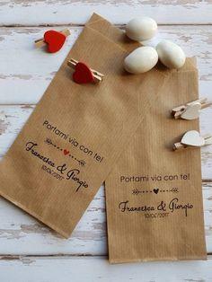 """""""Portami via con te"""" Wedding Bag, Wedding Paper, Diy Wedding, Dream Wedding, Wedding Ideas, Happy To Meet You, How To Wrap Flowers, Marry You, Princess Wedding"""