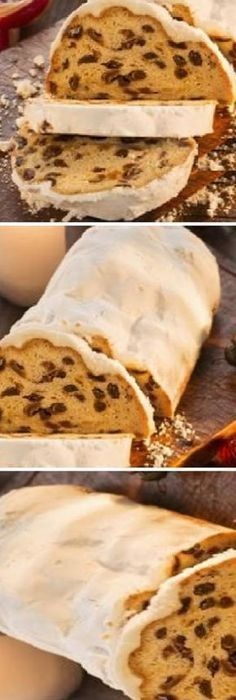 Pan dulce alemán Kitchen Recipes, Cooking Recipes, German Desserts, European Cuisine, Pan Bread, Pound Cake Recipes, Yummy Cakes, No Bake Cake, Indian Food Recipes