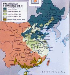 (1945-1949) Second Phase of the Chinese Civil War