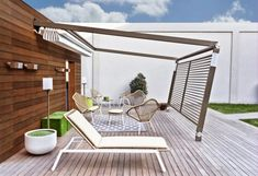 We will show you amazing modern pergola design ideas which complement the patio area and offer great functionality as they provide a shaded space for Diy Pergola, Patio Gazebo, Pergola Canopy, Pergola With Roof, Wooden Pergola, Covered Pergola, Pergola Shade, Pergola Ideas, Awning Patio