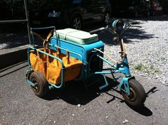 Motor Scooters, Blog Entry, Inventions, Baby Strollers, Motorcycle, Bike, Vehicles, Space Saving, Cubs