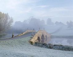 Stowe, Buckinghamshire - National treasures: best places to visit in the winter - MSN Travel UK
