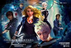 shadow hunters | Shadowhunters Non/Disney Poster by oyeeboo on DeviantArt