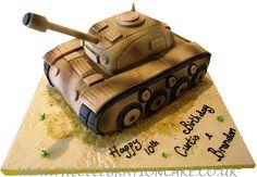 Specialised Celebration Cakes - Home