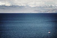 Lake Titicaca, Puno, Peru.