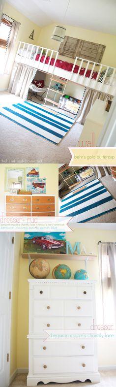 loft bed for kids' room