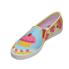 Cupcake shoes - wanted! Has anybody seen?