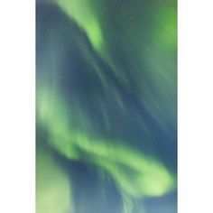 Northern Lights In The Sky Above The Chena Lakes Recreation Area Fairbanks Alaska United States Of America Canvas Art - Kevin Smith Design Pics (24 x 38)