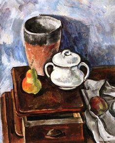 Sugar Bowl Max Weber - circa 1927