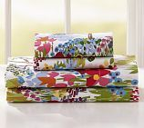 Woodland Organic Cotton Sheet Set, California King... MUST.HAVE.THESE.  I bought the comforter cover and Duvet covers... I want the matchy matchy sheets!!