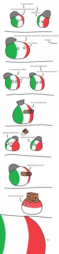 Italy's job