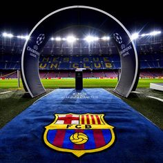 "320.1k Likes, 4,833 Comments - #UCL (@championsleague) on Instagram: ""The Camp Nou  Your favourite stadium in Europe is _____ #UCL #championsleague #FCBarcelona…"""