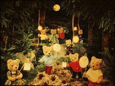 stereomat_slides_05 (iiyyyii) Tags: film forest bears lanterns slides vintagetoy vintageslides stereomat