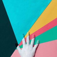Playful & Colorful Scenes by Jesuso Ortiz – Fubiz Media