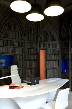 Tristan AUER - Hôtel particulier- Louvre, Paris. Projet co-réalisé avec Frédéric Sicard. Crédit photo Fred de Gasquet.