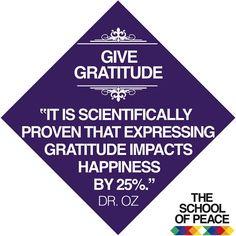 ........................................ #theschoolofpeace #peace #peaceful #innerpeace #gratitude #thankful #grateful