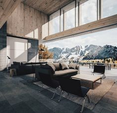 """Check out  @interiors.men Location: #aspen #mountain (We do not own this photo ) """"An INTERIOR Is The Natural Perfection Of The Soul""""   welcome to the page  @interiors.men  @interiors.men  @interiors.men   #interiormen #interior #menstyle #style #interior #men #style #interiordesign #design #menstyle #designformen#modern #luxury #modernlifestyle #luxurylifestyle  #interiormen #interiors #modern  #black #and #white #architecture #vieuw #mountain #snow #window #sun #beautiful #instagram…"""