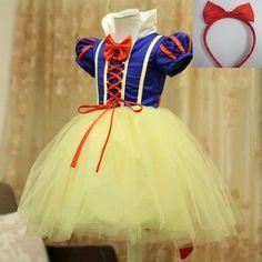 Vestidos de princesa infantil branca de neve crianças dança traje da criança do bebê para meninas crianças halloween roupas traje criança em Vestidos de Mãe & Kids no AliExpress.com | Alibaba Group