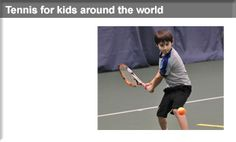 Tennis Canada Tennis for Kids