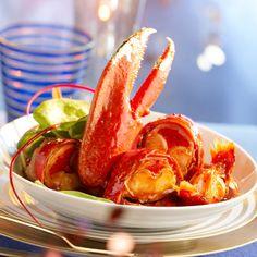Découvrez la recette Homard à l'armoricaine sur cuisineactuelle.fr.