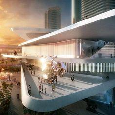 Latin American Art Museum by Fernando Romero revealed for downtown Miami: http://www.dezeen.com/2014/12/03/fernando-romero-fr-ee-latin-american-art-museum-miami/ … #Miami #modern ☮k☮ #architecture