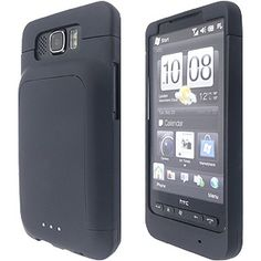 OEM T-Mobile Protective Cover w/ Battery Boost for #HTC HD2 $17.77 From #DayDeal