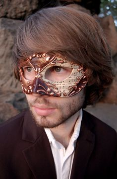 Made to Order Elegant Venetian Masquerade by AnotherFaceStudio, $38.00