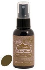 Tim Holtz Color Wash Espresso