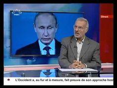 Á la une, Syrie , Poutine met en garde l'Occident , SAHAR FR Le 08.11.2015