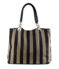 Scarleton Large Striped Tote on amazon today for just $25.99 & Free Shipping  see more great bags at http://www.ddsgiftshop.com/shoes-and-handbags