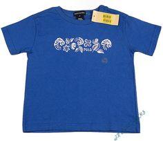 RALPH LAUREN Boys Girls Size 3T Toddler Blue Polo Graphic SS Shirt Top Tee NWT $14.95
