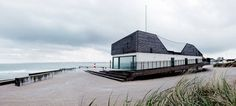 Cold Hawaii, Klitmøller, Denmark. Force4 Architects. #allgoodthings #danish #architecture spotted by @missdesignsays